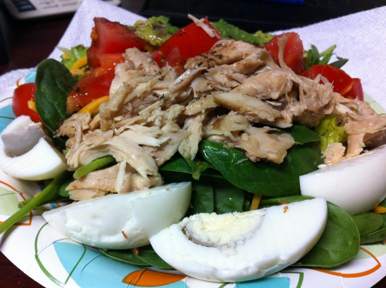 Powerhouse Skinnied up Cobb Salad
